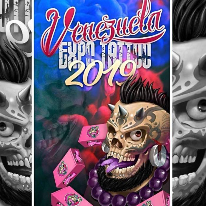 Venezuela Expo Tattoo 2019