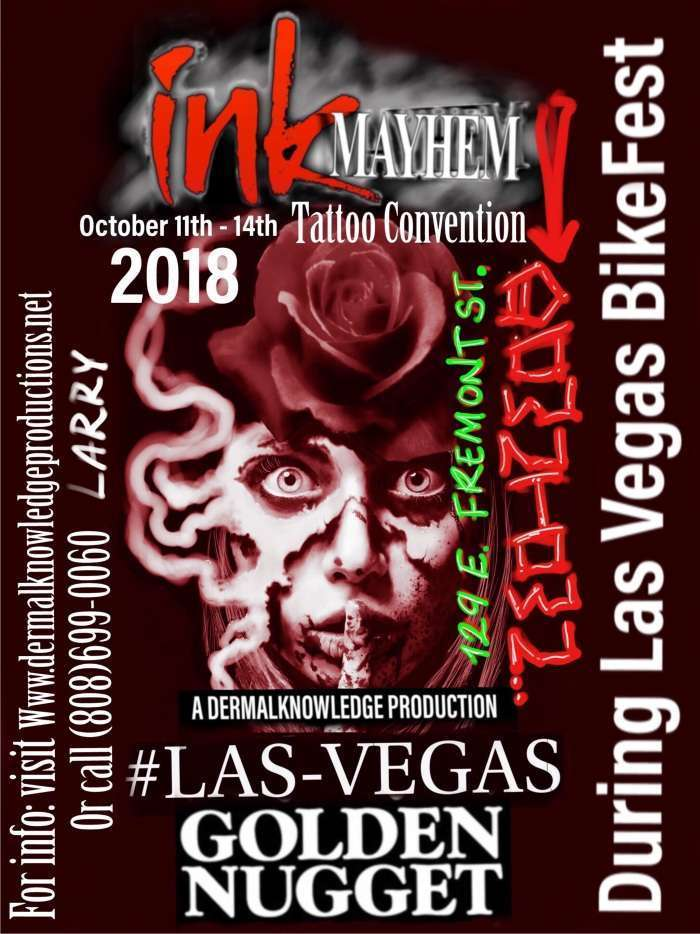 Ink Mayhem Las Vegas