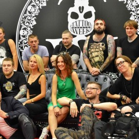 29-30-31 July | Moscow International Tattoo Week 2016 | Moscow (Russia)