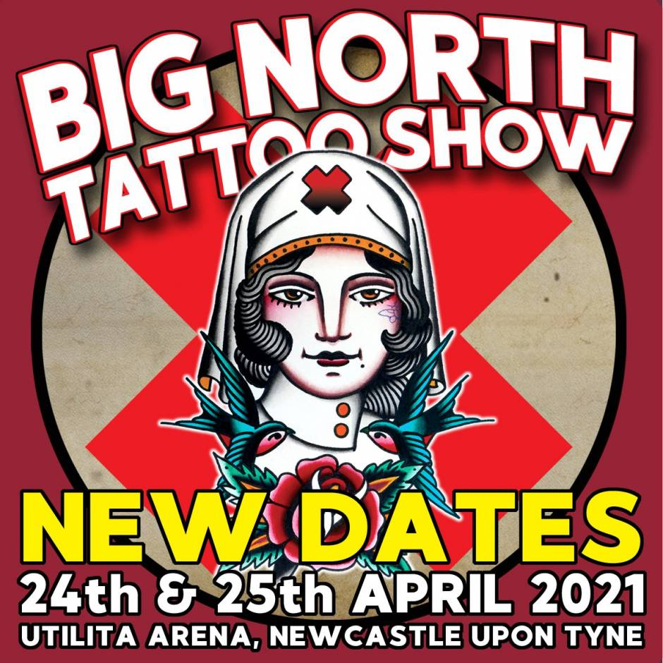 4th Big North Tattoo Show