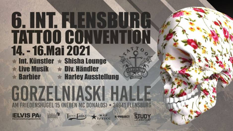 6. Int. Flensburg Tattoo Convention
