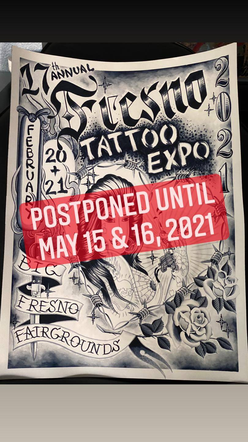 17th Fresno Tattoo Expo