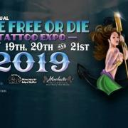 13th Live Free Or Die Tattoo Expo