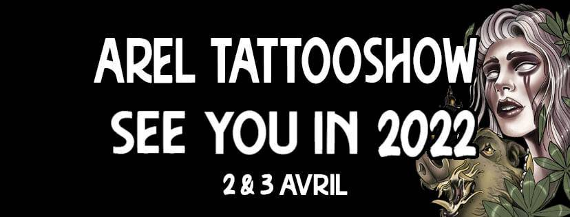 10th Arel Tattoo Show