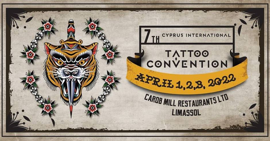 7th Cyprus Tattoo Convention