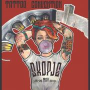 1st Skopje Tattoo Convention