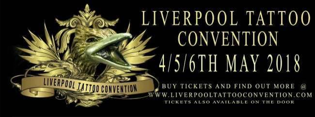 11th Liverpool Tattoo Convention