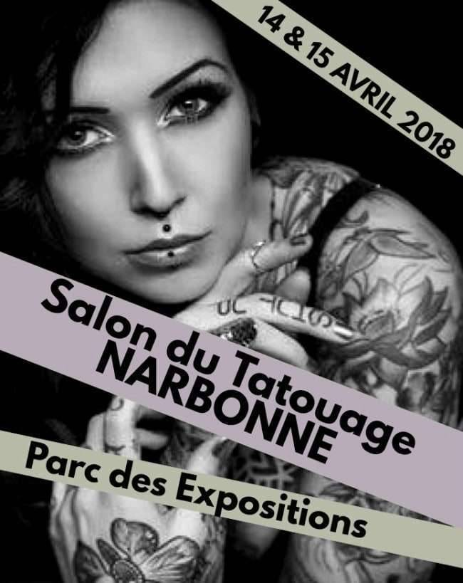 Narbonne Tattoo Convention