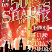3rd Tattoo Expo 50 SHADES OF INK COPENHAGEN