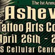 Asheville Tattoo Arts Convention 2019