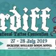 7th Cardiff Tattoo Convention