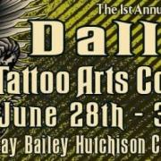 1st Dallas Tattoo Arts Convention
