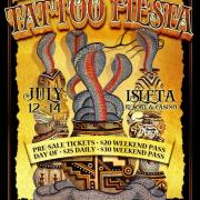 9th Duke City Tattoo Fiesta