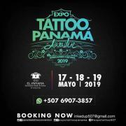 7th Expo Tattoo Panama
