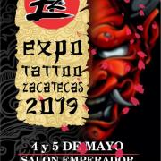7th Expo Tattoo Zacatecas