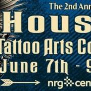 2nd Houston Tattoo Arts Convention
