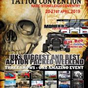 7th Ink & Oil Tattoo and Art Convention