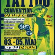 24. Tattoo Convention Karlsruhe