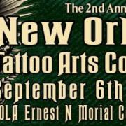 2nd New Orleans Tattoo Arts