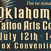 1st Oklahoma City Tattoo Arts