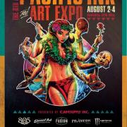8th Pacific Ink & Art Expo Hawaii