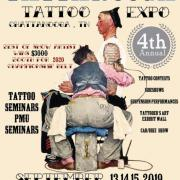 4th Tattanooga Tattoo Expo