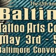12th Baltimore Tattoo Arts Convention