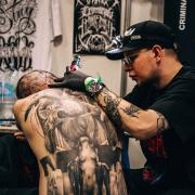 23rd Milano Tattoo Convention 2018 | 1 день
