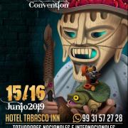 3rd Internacional Villahermosa Tattoo Convention