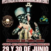 2da Expo Tattoo Ink Monterrey