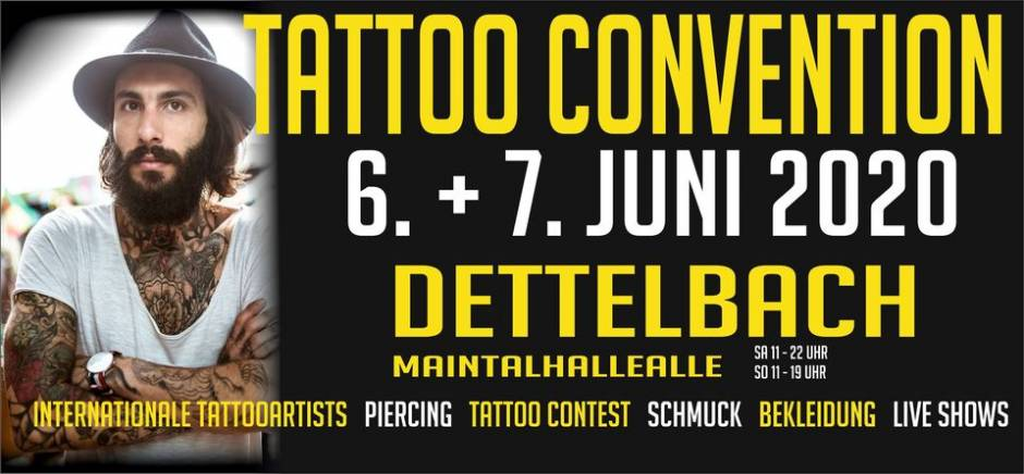 Dettelbach Tattoo Convention