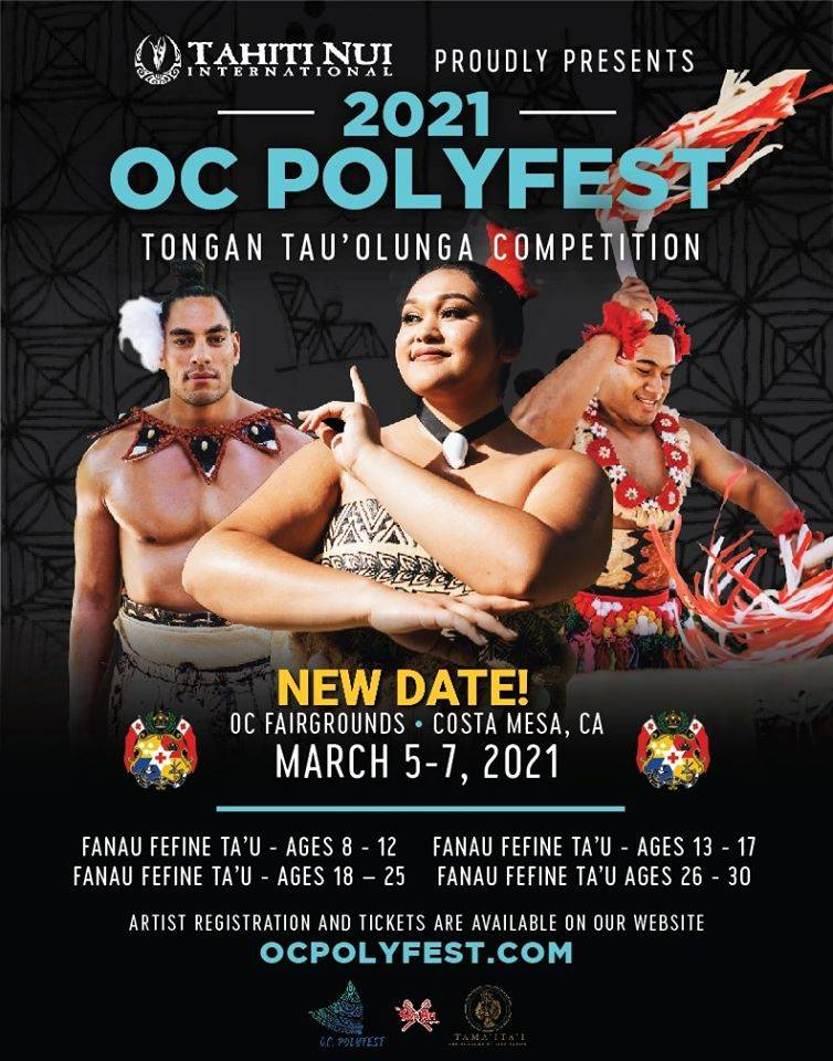 Polynesian Tattoo Convention