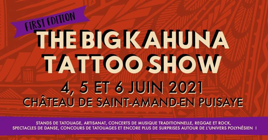Big Kahuna Tattoo Show