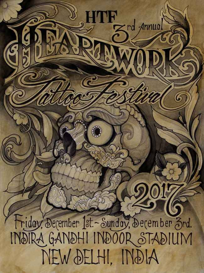 Heartwork Tattoo Festival