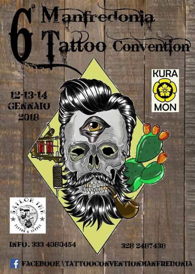Manfredonia Tattoo Convention