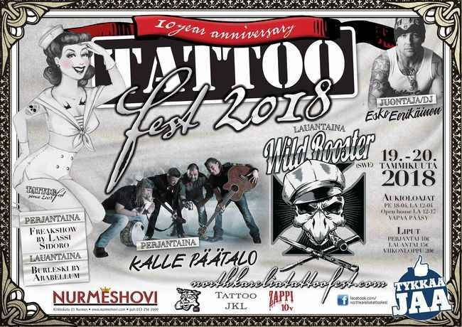 North Karelia Tattoo Fest
