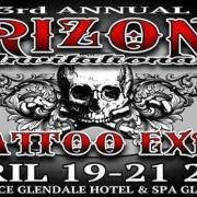 3rd Arizona Invitational Tattoo Expo