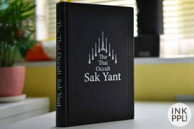 The Thai Occult - Sak Yant Tattoo Book