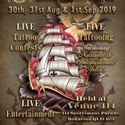 Ink Attack Tattoo Convention 2019