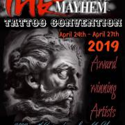 Ink Mayhem Laughlin Tattoo Convention 2019