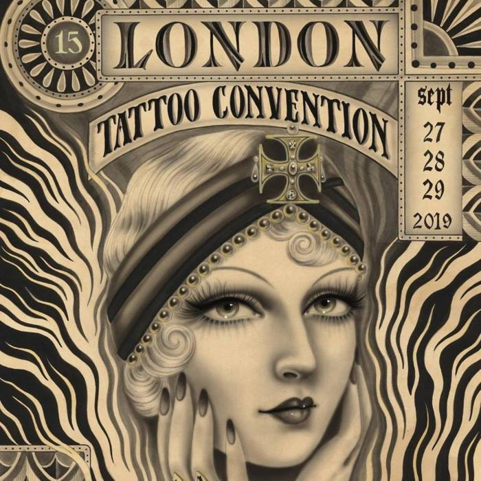 15th London Tattoo Convention