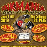 Ink Mania Tattoo & Art Expo 2019