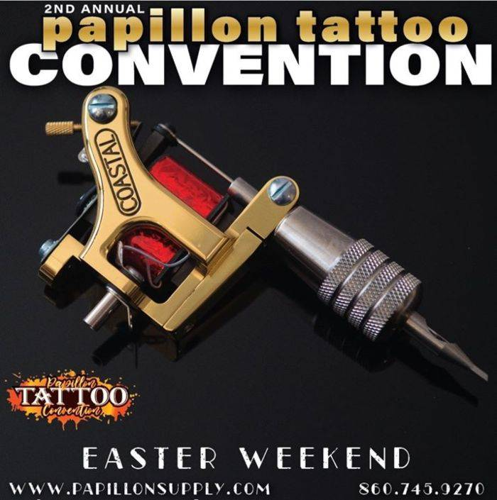 2nd Papillon Tattoo Convention