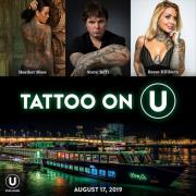 Tattoo on U River Cruise