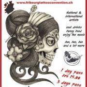 4th Tattoo Convention Fribourg