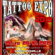 15th Tattoo Expo Saar