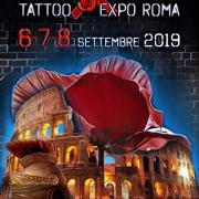 Urban Land Tattoo Expo Roma