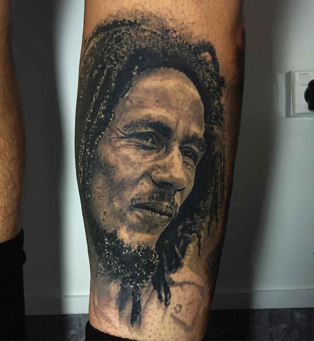 Tattoo Artist Steve Butcher Auckland New Zealand