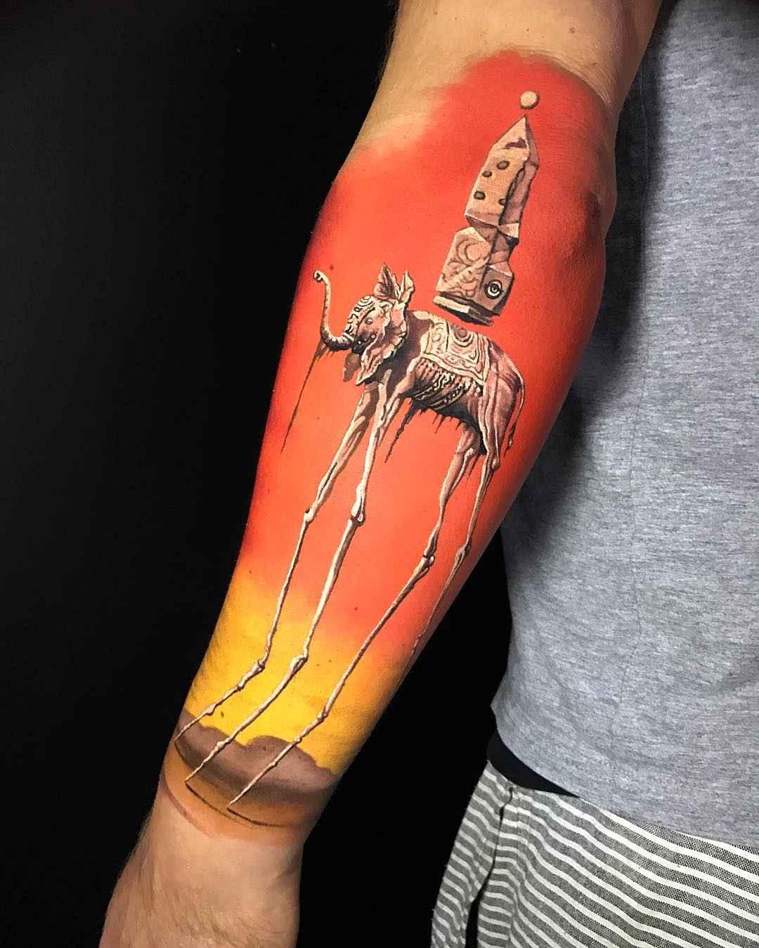 Dark Skin Tattoo Artists