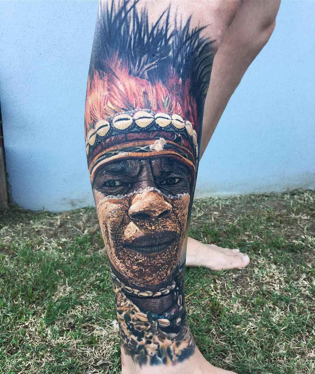Tattoo Artists Steve Butcher From Auckland New Zealand Inkppl Tattoo Magazine